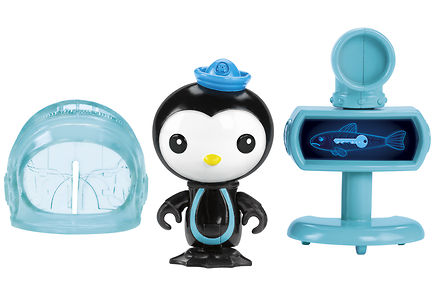 Oktonautit - Octonauts figure gear