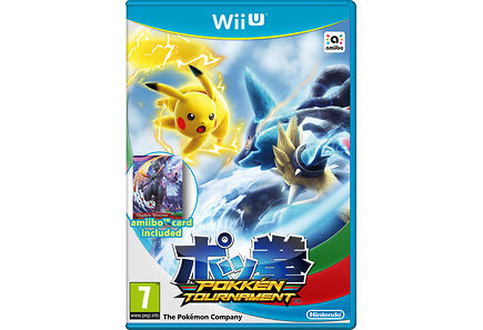 Nintendo - WII U POKKÉN TOURNAMENT