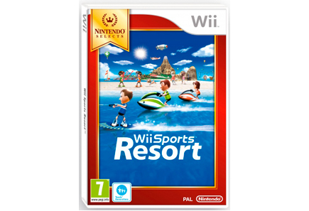 Ei merkkiä - Nintendo Wii Sports Resort Select
