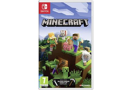 Nintendo - Nintendo Switch Minecraft: Nintendo Switch Edition