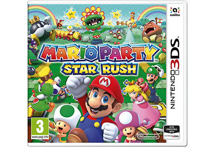 Nintendo - 3DS Mario Party Star Rush