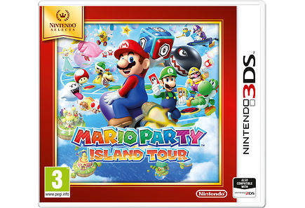 Nintendo - 3DS SELECTS: MARIO PARTY