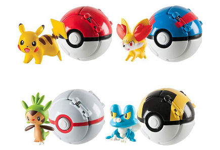 Tomy - Throw N Pop Poke Ball Laj.