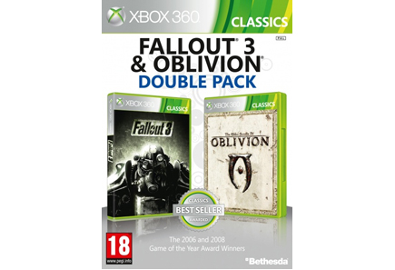 Xbox - Oblivion & Fallout 3 Double Pack