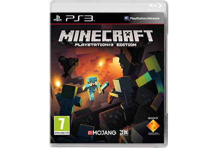 Sony - Minecraft: PlayStation 3 Edition