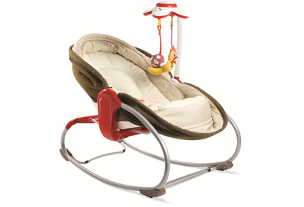 Tiny Love - Tiny Love Rocker Napper 3-in-1 -keinusitteri