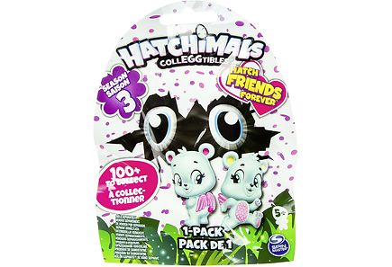 Hatchimals - Hatchimals colleggtibles 1 figuuri S3