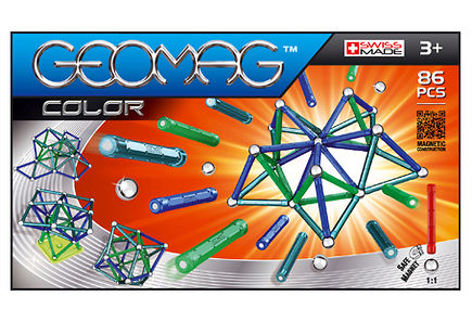 Geomag - Geomag color, 86 osaa