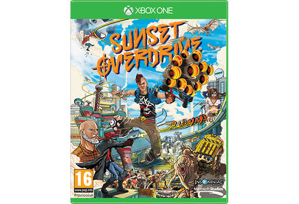 Microsoft - Xbox One Sunset Overdrive