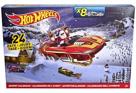 Hot Wheels - Hot Wheels joulukalenteri