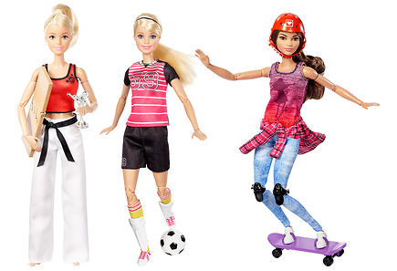 Barbie active sports doll - Prisma verkkokauppa 9559309a26