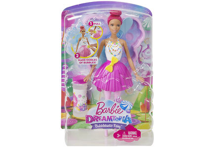 Barbie - Barbie feature bubble fairy