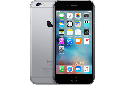 Apple - Apple iPhone 6s 64GB Space Gray