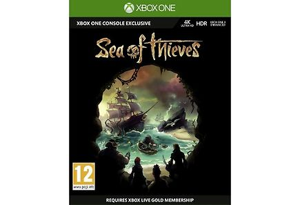 Microsoft - Xbox One Sie of Thieves