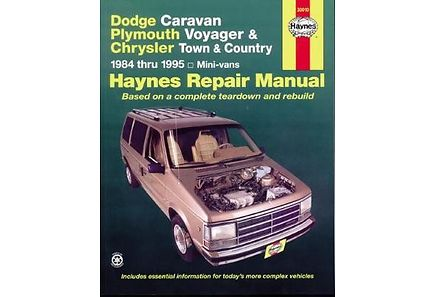 Town And Country Honda >> Dodge Caravan Plymouth Voyager Chrysler Town Country