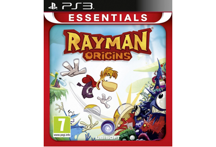 Playstation - Rayman Origins Essentials