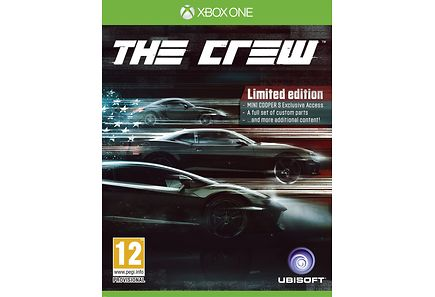 Ubisoft - Xbox One The Crew Limited Edition