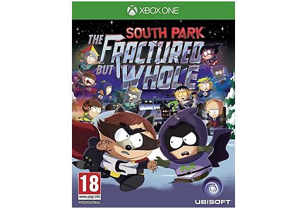 Ei merkkiä - XONE South Park The Fractured But Whole