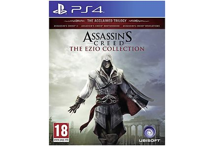 Ubisoft - PS4 Assassin's Creed The Ezio Collection