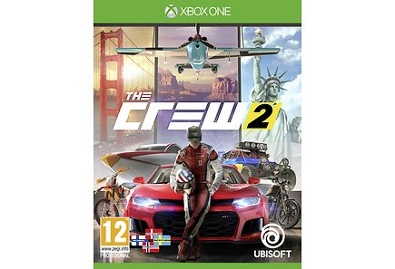 Ubisoft - XONE The Crew 2