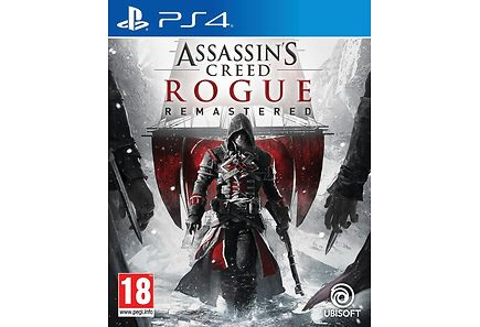 Ubisoft - PS4 Assassins creed rogue remastered