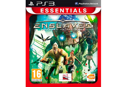 Namco Bandai - PS3 Enslaved Odyssey to the West Essentials