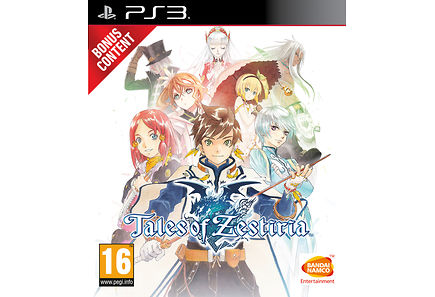 Playstation - PS3 Tales of Zestiria