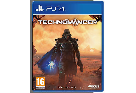 Ei merkkiä - PS4 The Technomancer