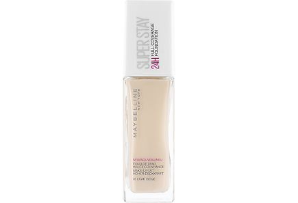 Maybelline - Maybelline New York Super Stay 24H Full Coverage 30 Sand meikkivoide