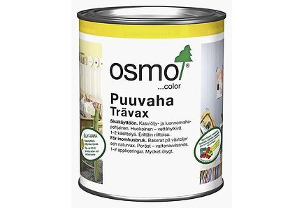 Osmo Color - Osmo color puuvaha, 3101 kirkas 750 ml