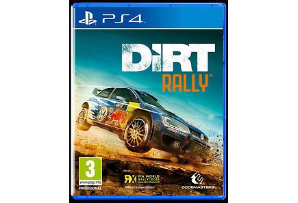 Codemasters - PS4 Dirt Rally