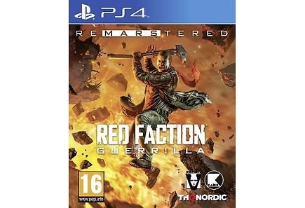 Thqnordi - PS4 Red Faction Guerrilla Remarstered
