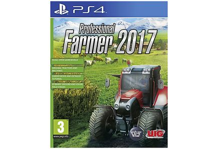 UIG - PS4 Professional Farmer 2017