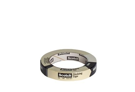 3M - Scotch 2010-1 Basic maalarinteippi 18mm x 50m