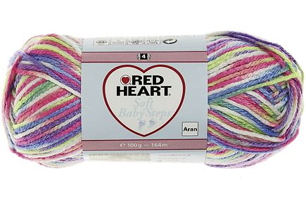 Red Heart - Red Heart Soft Baby Steps 100g
