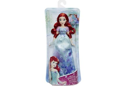 Disney Princess - DPR ARIEL ROYAL SHIMMER FASHION DOLL
