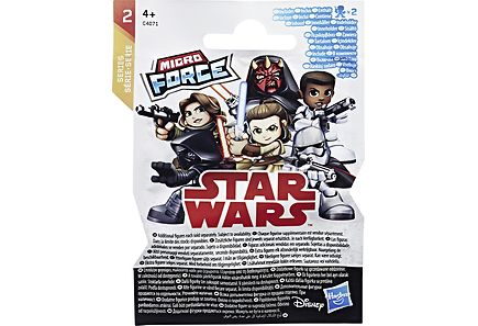 Star Wars - SW E8 MICRO FORCE BLIND BAGS
