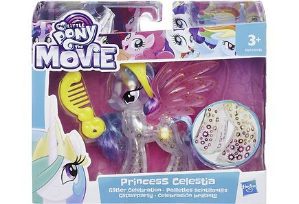 My Little Pony - MLP GLITTER CELEBRATION AST