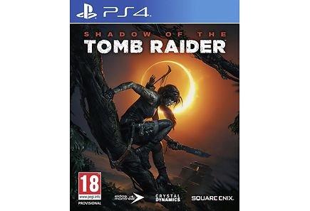 Squareenix - PS4 Shadow of the Tomb Raider