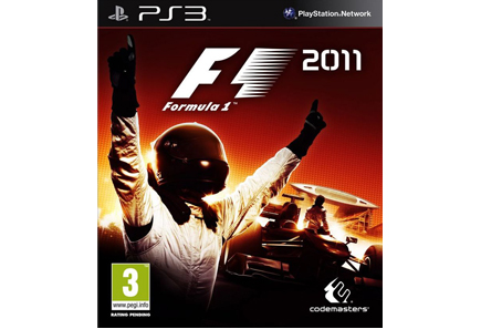 Playstation - F1 2011
