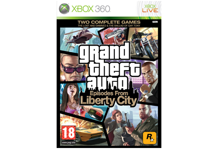 Xbox - GTA Episodes from Liberty City