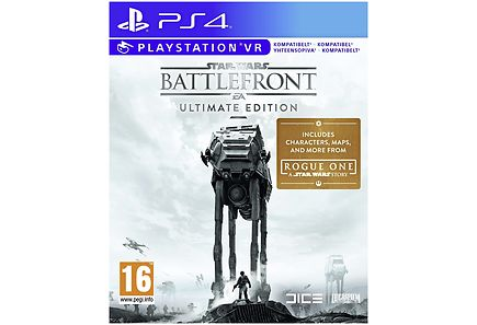 Electronic Arts - PS4 Star Wars: Battlefront Ultimate Ed.