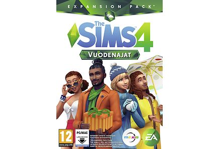 Electronic Arts - PC The Sims 4 Vuodenajat (lisäosa)