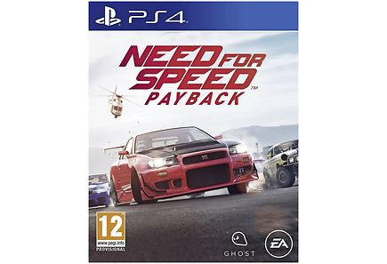 Electronic Arts - PlayStation 4 peli Need for Speed: Paypack