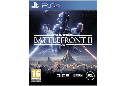 Electronic Arts - PlayStation 4 peli Star Wars: Battlefront II