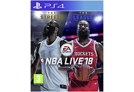 Electronic Arts - PS4 NBA Live 18 : The One Edition