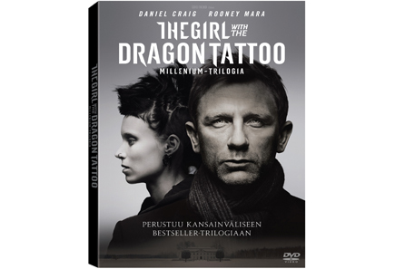 Sony - The Girl with the Dragon Tattoo DVD