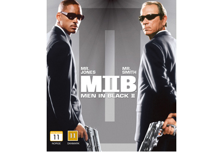 Sony - Men in Black 2 Blu-ray