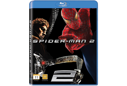 Sony - Spider-Man 2 Blu-ray