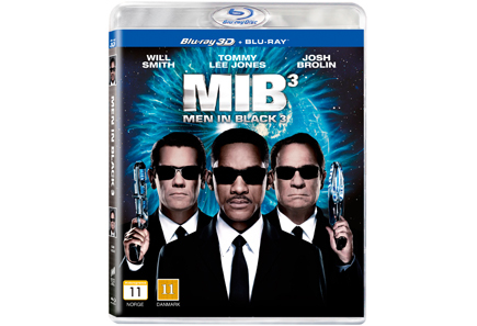Sony - Men In Black 3 Blu-Ray 3D